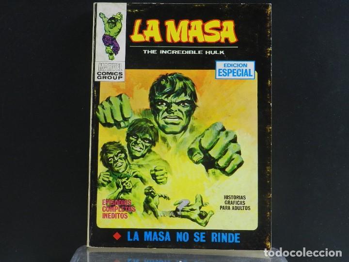Cómics: LA MASA, EDICIONES VERTICE, VOLUMEN 1, COLECCIÓN COMPLETA. - Foto 10 - 158989094