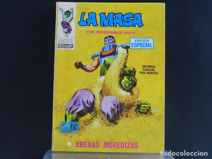 Cómics: LA MASA, EDICIONES VERTICE, VOLUMEN 1, COLECCIÓN COMPLETA. - Foto 12 - 158989094