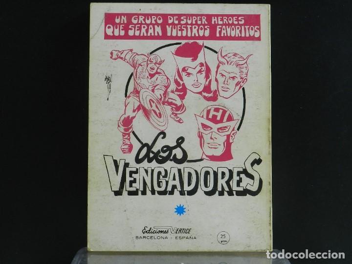 Cómics: LA MASA, EDICIONES VERTICE, VOLUMEN 1, COLECCIÓN COMPLETA. - Foto 13 - 158989094