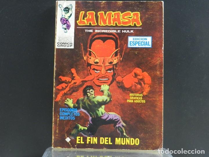 Cómics: LA MASA, EDICIONES VERTICE, VOLUMEN 1, COLECCIÓN COMPLETA. - Foto 14 - 158989094