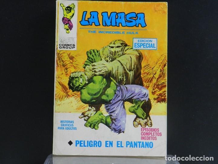 Cómics: LA MASA, EDICIONES VERTICE, VOLUMEN 1, COLECCIÓN COMPLETA. - Foto 18 - 158989094