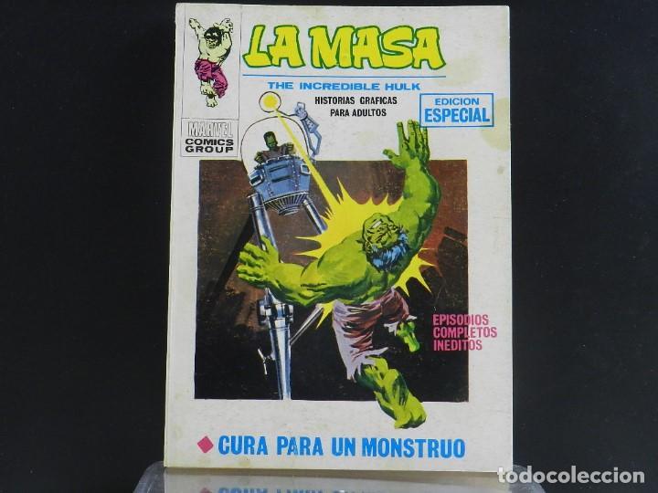 Cómics: LA MASA, EDICIONES VERTICE, VOLUMEN 1, COLECCIÓN COMPLETA. - Foto 20 - 158989094