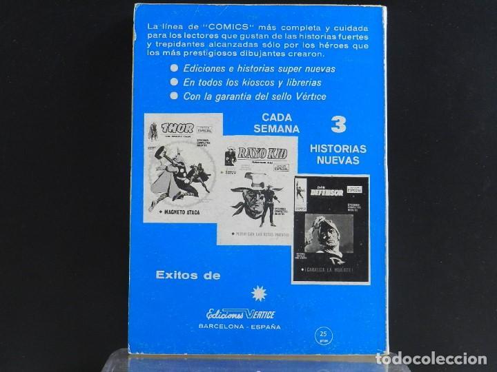 Cómics: LA MASA, EDICIONES VERTICE, VOLUMEN 1, COLECCIÓN COMPLETA. - Foto 21 - 158989094