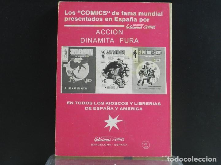 Cómics: LA MASA, EDICIONES VERTICE, VOLUMEN 1, COLECCIÓN COMPLETA. - Foto 23 - 158989094