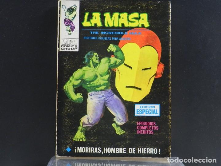 Cómics: LA MASA, EDICIONES VERTICE, VOLUMEN 1, COLECCIÓN COMPLETA. - Foto 28 - 158989094