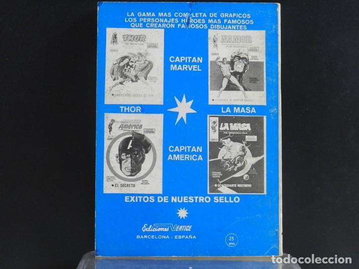 Cómics: LA MASA, EDICIONES VERTICE, VOLUMEN 1, COLECCIÓN COMPLETA. - Foto 29 - 158989094