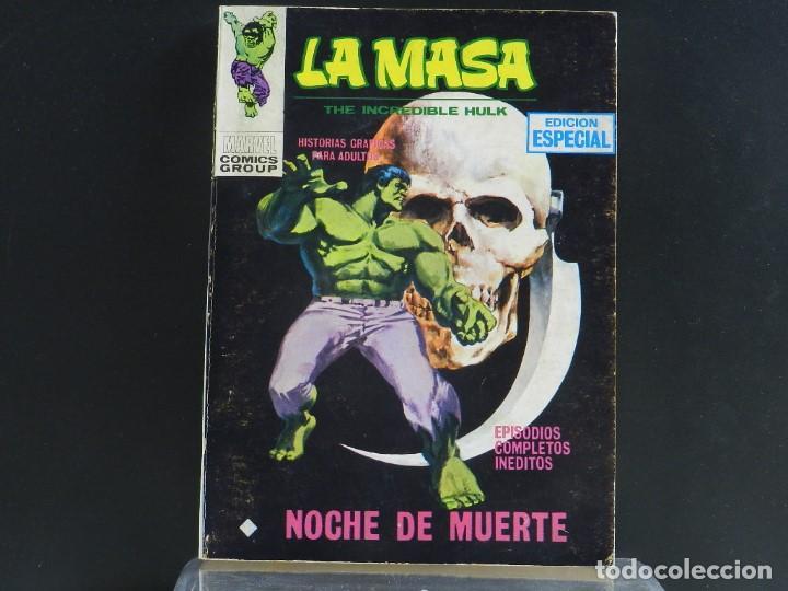 Cómics: LA MASA, EDICIONES VERTICE, VOLUMEN 1, COLECCIÓN COMPLETA. - Foto 30 - 158989094