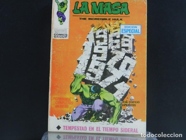 Cómics: LA MASA, EDICIONES VERTICE, VOLUMEN 1, COLECCIÓN COMPLETA. - Foto 32 - 158989094