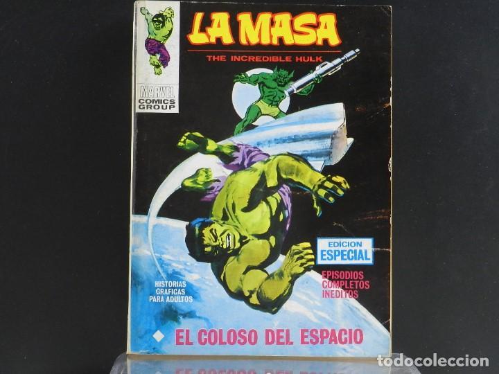 Cómics: LA MASA, EDICIONES VERTICE, VOLUMEN 1, COLECCIÓN COMPLETA. - Foto 34 - 158989094