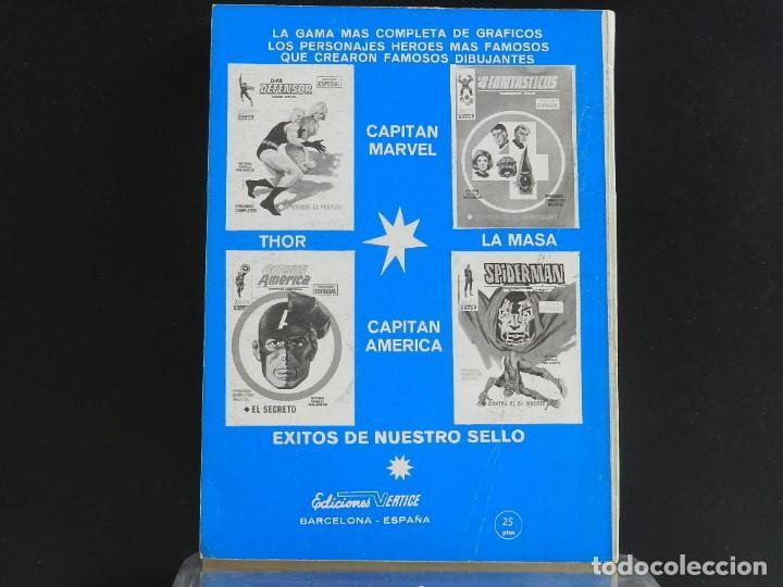 Cómics: LA MASA, EDICIONES VERTICE, VOLUMEN 1, COLECCIÓN COMPLETA. - Foto 35 - 158989094
