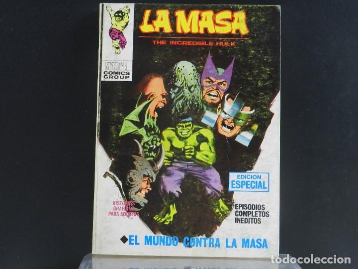 Cómics: LA MASA, EDICIONES VERTICE, VOLUMEN 1, COLECCIÓN COMPLETA. - Foto 36 - 158989094