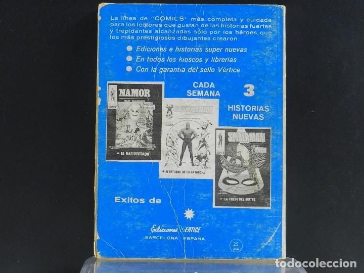 Cómics: LA MASA, EDICIONES VERTICE, VOLUMEN 1, COLECCIÓN COMPLETA. - Foto 39 - 158989094