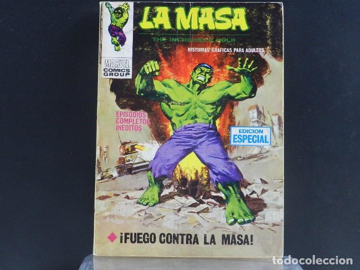 Cómics: LA MASA, EDICIONES VERTICE, VOLUMEN 1, COLECCIÓN COMPLETA. - Foto 40 - 158989094