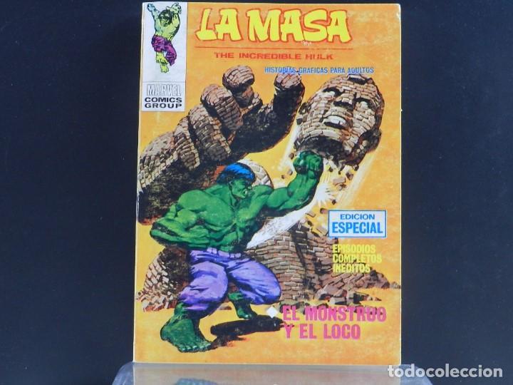 Cómics: LA MASA, EDICIONES VERTICE, VOLUMEN 1, COLECCIÓN COMPLETA. - Foto 42 - 158989094
