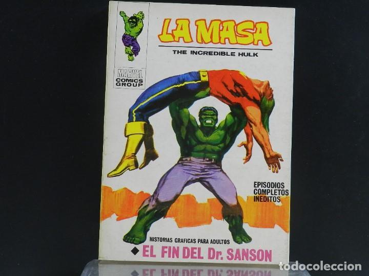 Cómics: LA MASA, EDICIONES VERTICE, VOLUMEN 1, COLECCIÓN COMPLETA. - Foto 44 - 158989094
