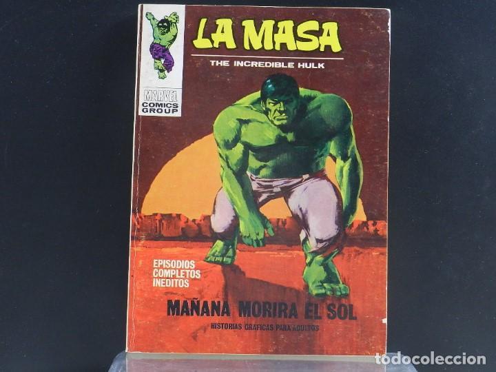 Cómics: LA MASA, EDICIONES VERTICE, VOLUMEN 1, COLECCIÓN COMPLETA. - Foto 46 - 158989094