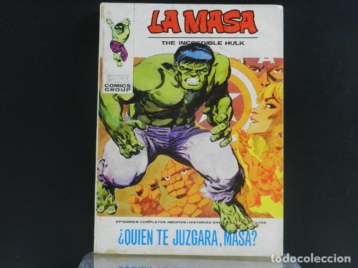 Cómics: LA MASA, EDICIONES VERTICE, VOLUMEN 1, COLECCIÓN COMPLETA. - Foto 50 - 158989094