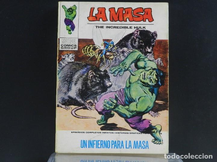 Cómics: LA MASA, EDICIONES VERTICE, VOLUMEN 1, COLECCIÓN COMPLETA. - Foto 52 - 158989094