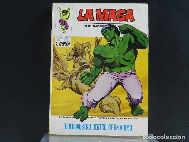 Cómics: LA MASA, EDICIONES VERTICE, VOLUMEN 1, COLECCIÓN COMPLETA. - Foto 54 - 158989094