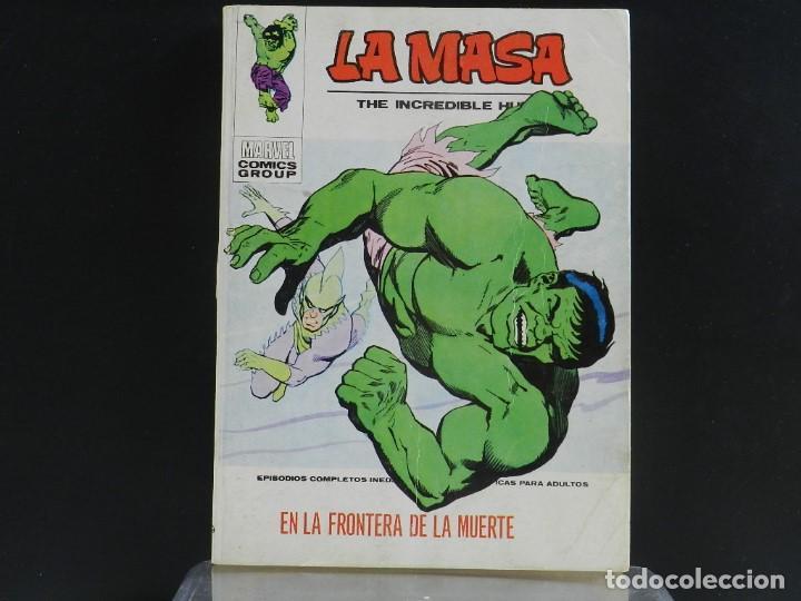 Cómics: LA MASA, EDICIONES VERTICE, VOLUMEN 1, COLECCIÓN COMPLETA. - Foto 58 - 158989094