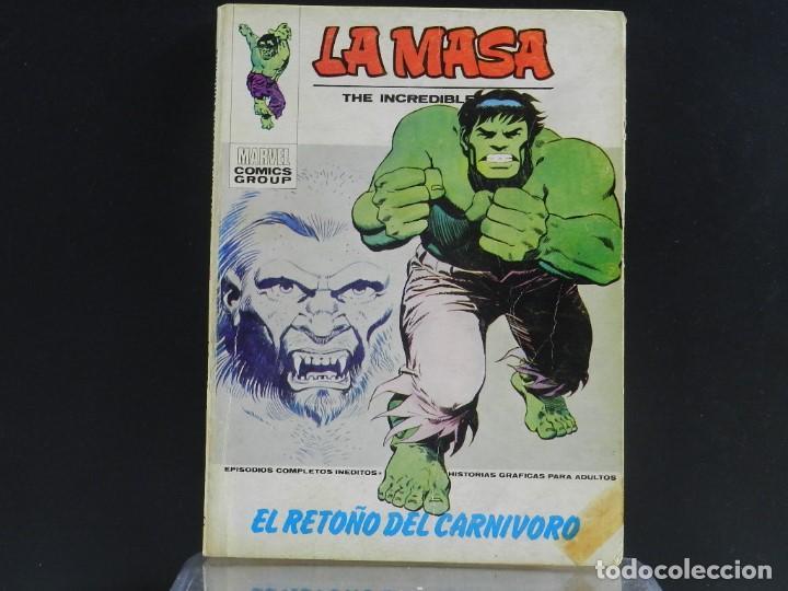 Cómics: LA MASA, EDICIONES VERTICE, VOLUMEN 1, COLECCIÓN COMPLETA. - Foto 60 - 158989094