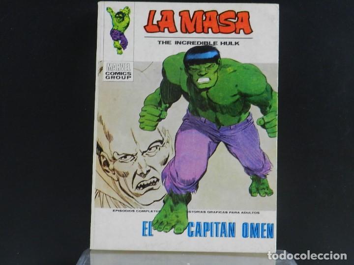 Cómics: LA MASA, EDICIONES VERTICE, VOLUMEN 1, COLECCIÓN COMPLETA. - Foto 62 - 158989094