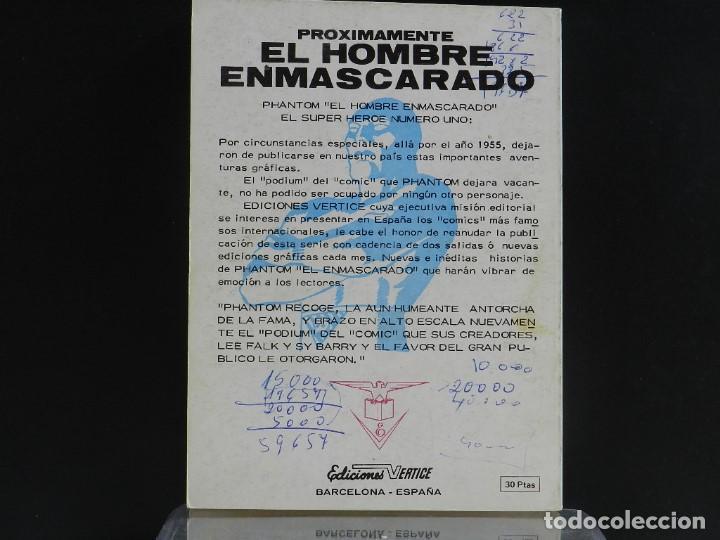 Cómics: LA MASA, EDICIONES VERTICE, VOLUMEN 1, COLECCIÓN COMPLETA. - Foto 63 - 158989094