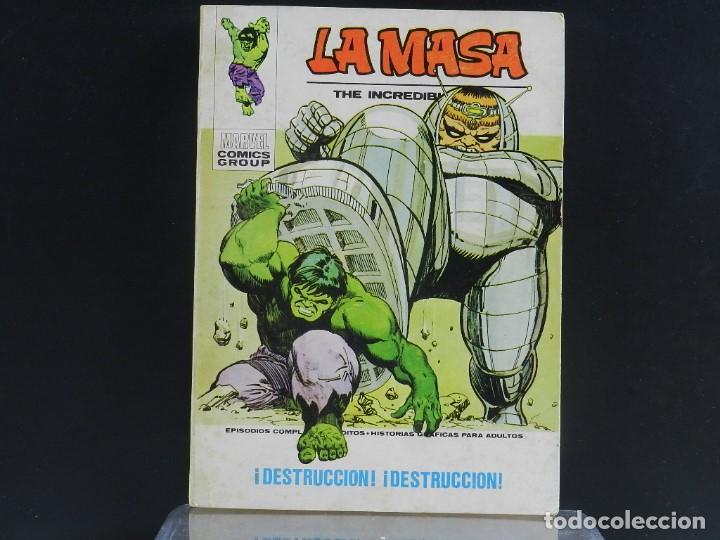 Cómics: LA MASA, EDICIONES VERTICE, VOLUMEN 1, COLECCIÓN COMPLETA. - Foto 64 - 158989094