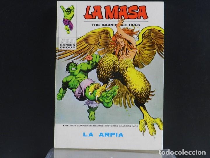 Cómics: LA MASA, EDICIONES VERTICE, VOLUMEN 1, COLECCIÓN COMPLETA. - Foto 66 - 158989094