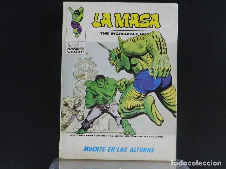 Cómics: LA MASA, EDICIONES VERTICE, VOLUMEN 1, COLECCIÓN COMPLETA. - Foto 68 - 158989094