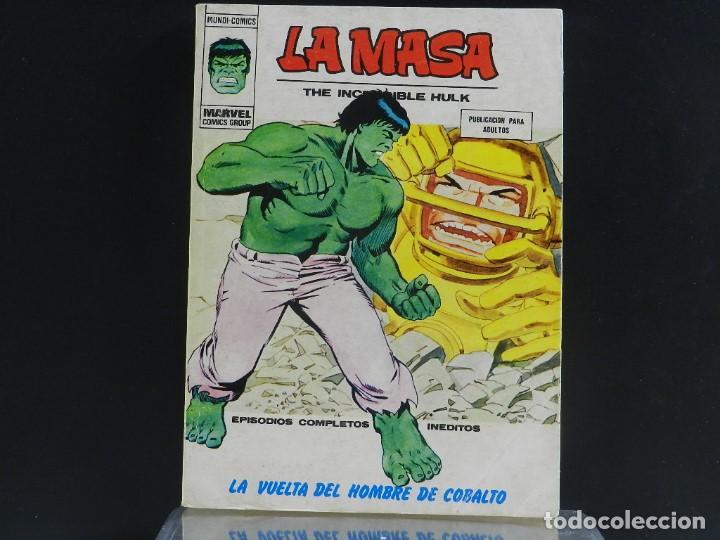 Cómics: LA MASA, EDICIONES VERTICE, VOLUMEN 1, COLECCIÓN COMPLETA. - Foto 70 - 158989094