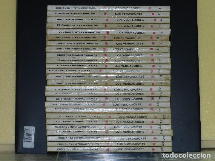LOS VENGADORES, EDICIONES VERTICE, VOLUMEN 1, COLECCIÓN COMPLETA. (Tebeos y Comics - Vértice - V.1)