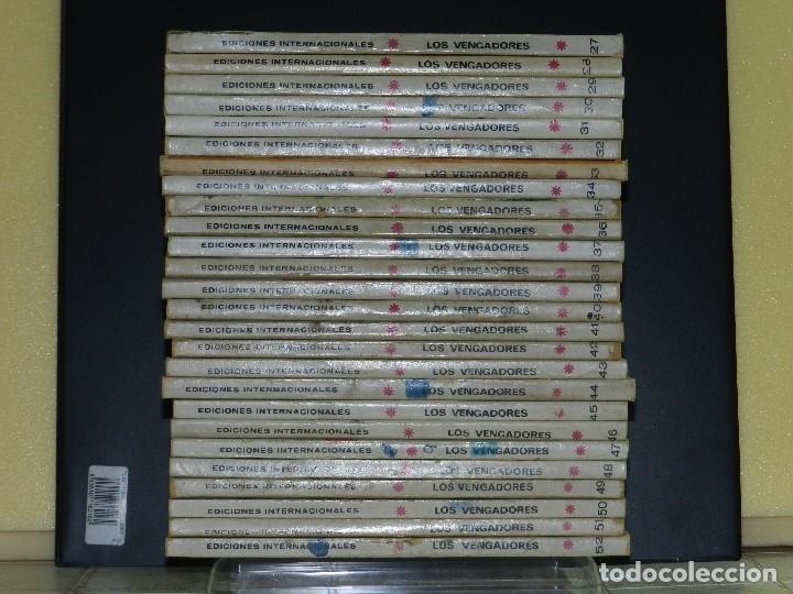 Cómics: LOS VENGADORES, EDICIONES VERTICE, VOLUMEN 1, COLECCIÓN COMPLETA. - Foto 2 - 158990498