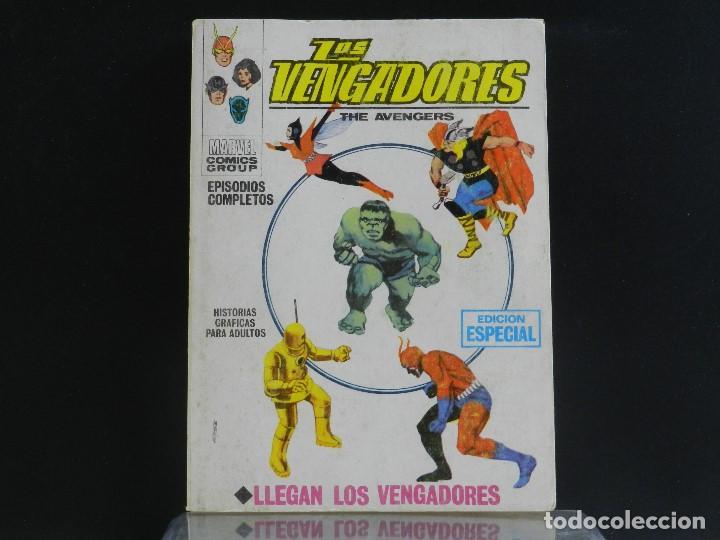 Cómics: LOS VENGADORES, EDICIONES VERTICE, VOLUMEN 1, COLECCIÓN COMPLETA. - Foto 3 - 158990498