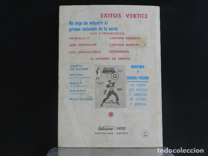 Cómics: LOS VENGADORES, EDICIONES VERTICE, VOLUMEN 1, COLECCIÓN COMPLETA. - Foto 4 - 158990498