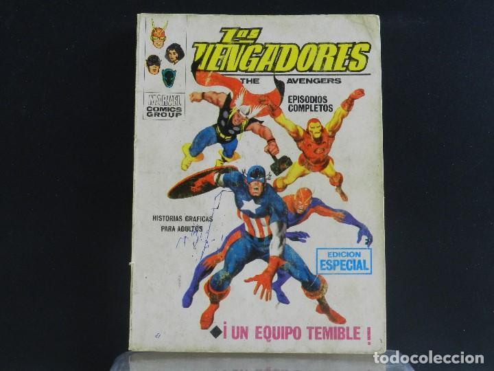 Cómics: LOS VENGADORES, EDICIONES VERTICE, VOLUMEN 1, COLECCIÓN COMPLETA. - Foto 5 - 158990498