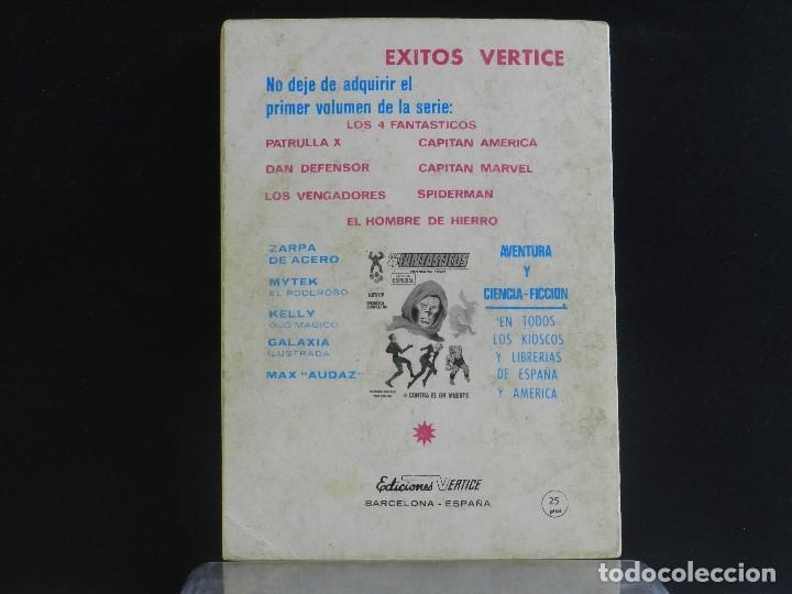 Cómics: LOS VENGADORES, EDICIONES VERTICE, VOLUMEN 1, COLECCIÓN COMPLETA. - Foto 8 - 158990498