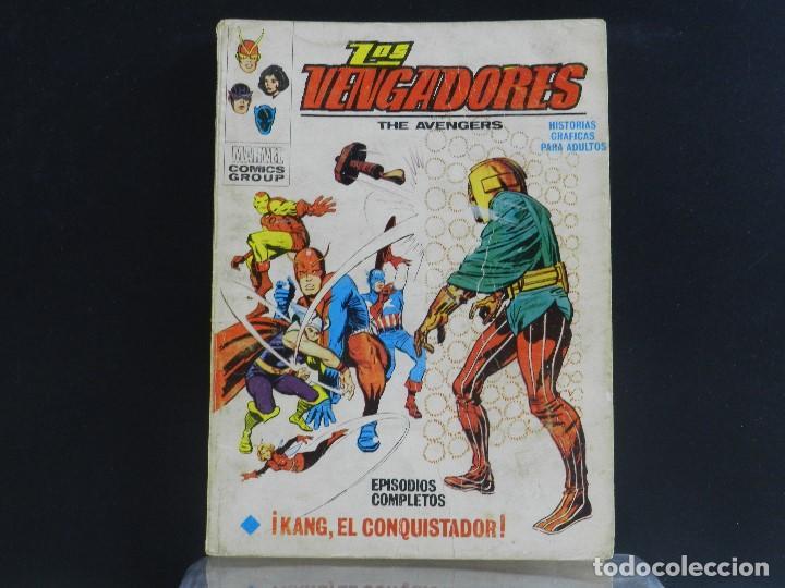 Cómics: LOS VENGADORES, EDICIONES VERTICE, VOLUMEN 1, COLECCIÓN COMPLETA. - Foto 9 - 158990498