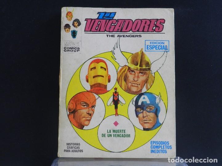 Cómics: LOS VENGADORES, EDICIONES VERTICE, VOLUMEN 1, COLECCIÓN COMPLETA. - Foto 13 - 158990498