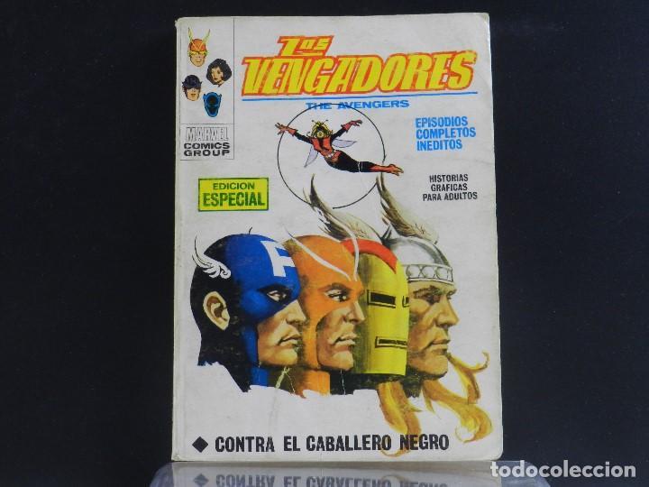 Cómics: LOS VENGADORES, EDICIONES VERTICE, VOLUMEN 1, COLECCIÓN COMPLETA. - Foto 15 - 158990498