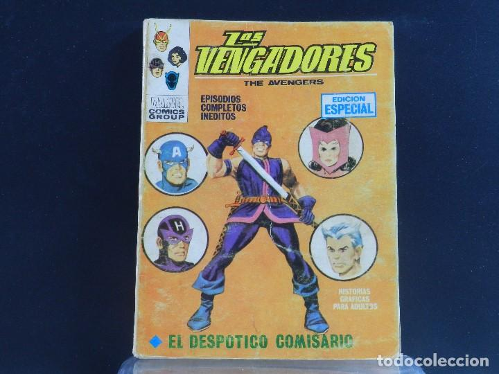 Cómics: LOS VENGADORES, EDICIONES VERTICE, VOLUMEN 1, COLECCIÓN COMPLETA. - Foto 17 - 158990498