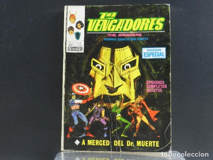 Cómics: LOS VENGADORES, EDICIONES VERTICE, VOLUMEN 1, COLECCIÓN COMPLETA. - Foto 23 - 158990498