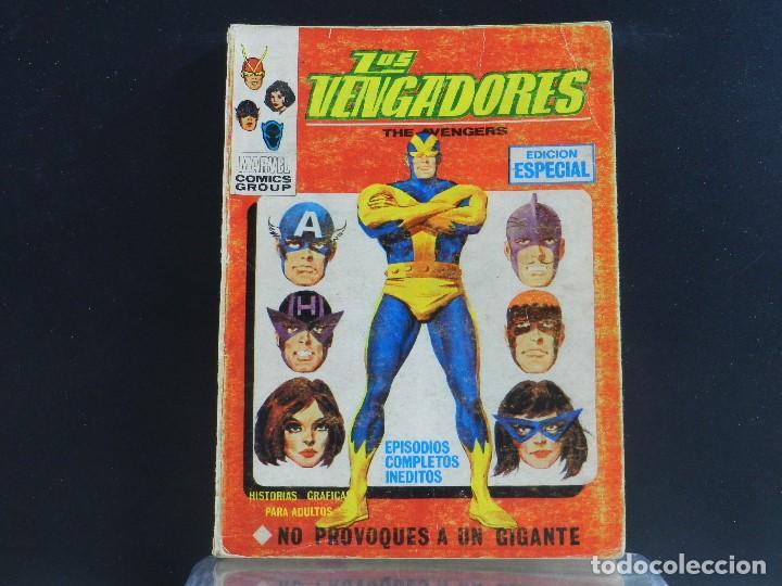Cómics: LOS VENGADORES, EDICIONES VERTICE, VOLUMEN 1, COLECCIÓN COMPLETA. - Foto 27 - 158990498