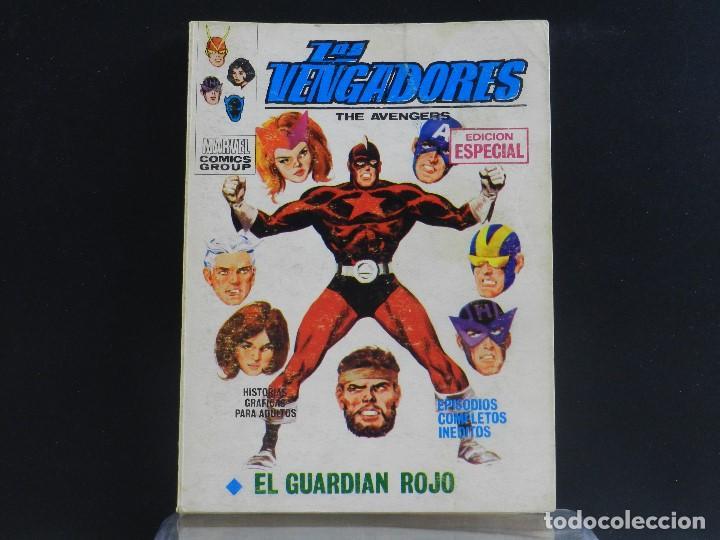 Cómics: LOS VENGADORES, EDICIONES VERTICE, VOLUMEN 1, COLECCIÓN COMPLETA. - Foto 39 - 158990498