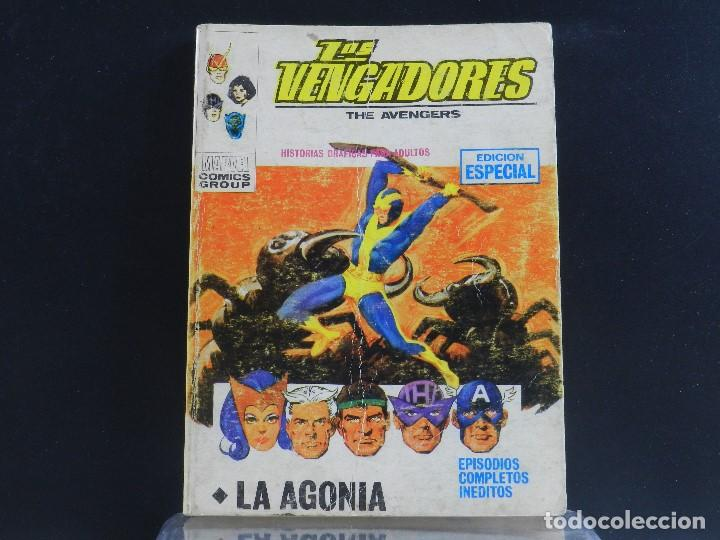 Cómics: LOS VENGADORES, EDICIONES VERTICE, VOLUMEN 1, COLECCIÓN COMPLETA. - Foto 41 - 158990498