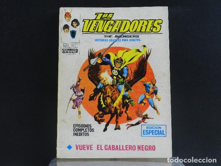 Cómics: LOS VENGADORES, EDICIONES VERTICE, VOLUMEN 1, COLECCIÓN COMPLETA. - Foto 43 - 158990498