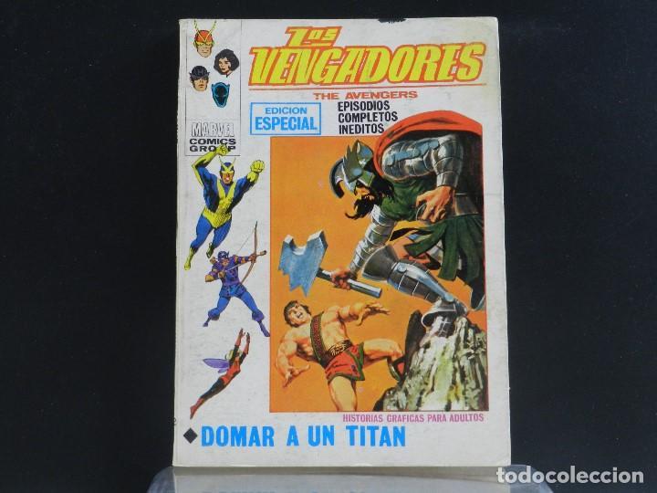 Cómics: LOS VENGADORES, EDICIONES VERTICE, VOLUMEN 1, COLECCIÓN COMPLETA. - Foto 45 - 158990498