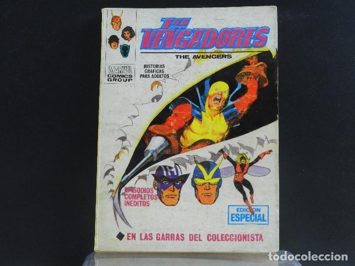 Cómics: LOS VENGADORES, EDICIONES VERTICE, VOLUMEN 1, COLECCIÓN COMPLETA. - Foto 47 - 158990498