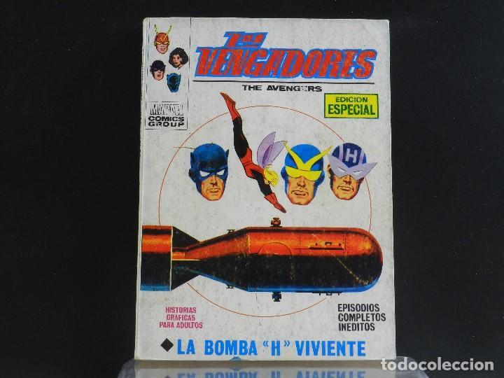 Cómics: LOS VENGADORES, EDICIONES VERTICE, VOLUMEN 1, COLECCIÓN COMPLETA. - Foto 49 - 158990498