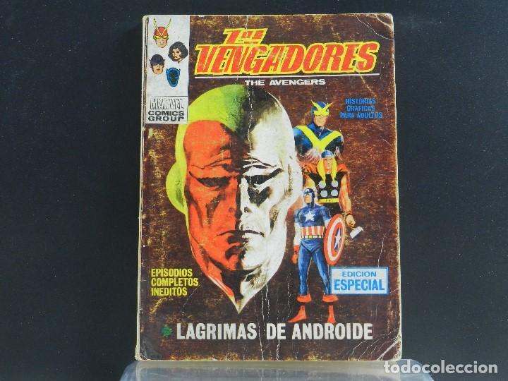 Cómics: LOS VENGADORES, EDICIONES VERTICE, VOLUMEN 1, COLECCIÓN COMPLETA. - Foto 53 - 158990498